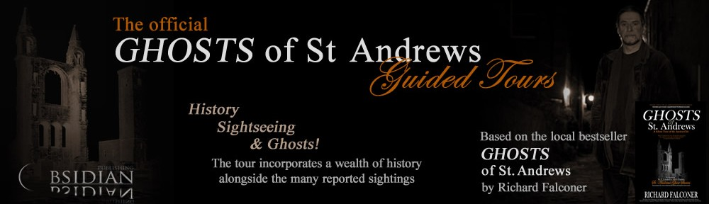 Ghost Tours St Andrews Nb
