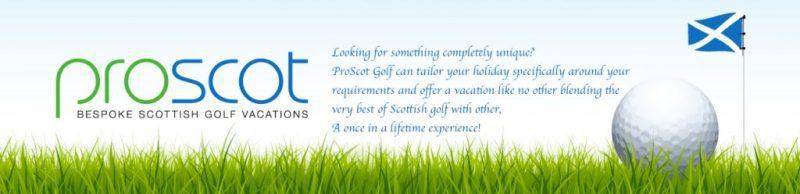 ProScot golf