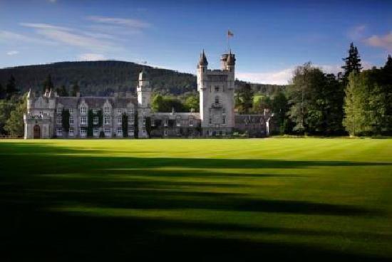 Saint andrews Balmoral Castle