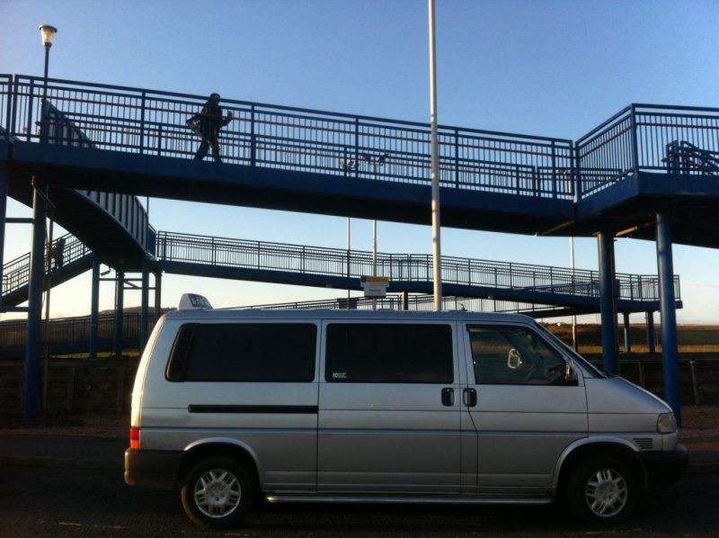 Leuchars station taxi
